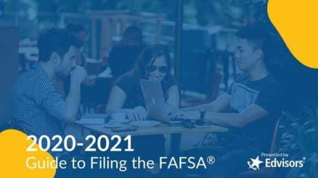 2019-2020 Guide to Filing the FAFSA Cover