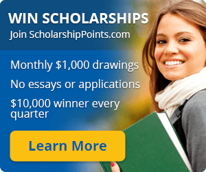 Win Scholarships - Join ScholarshipPoints.com