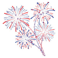 July 2014 Financial Aid News Fireworks