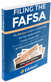 Filing the FAFSA 2016-2017 Edition Cover Paperback