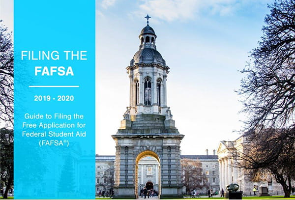 2019-2020 FAFSA Guide - October Financial Aid News